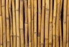 Ainslie NSW Bamboo fencing 2