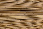 Ainslie NSW Bamboo fencing 3