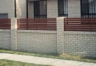 Ainslie NSW Brick fencing 13
