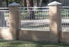Ainslie NSW Brick fencing 5