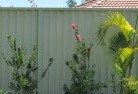 Ainslie NSW Corrugated fencing 1