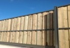 Ainslie NSW Lap and cap timber fencing 1