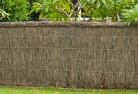 Ainslie NSW Thatched fencing 4