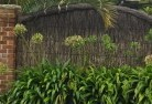 Ainslie NSW Thatched fencing 5