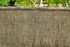 Ainslie NSW Thatched fencing 6